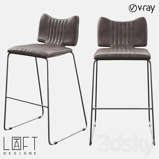 Bar stool LoftDesigne 2684 model