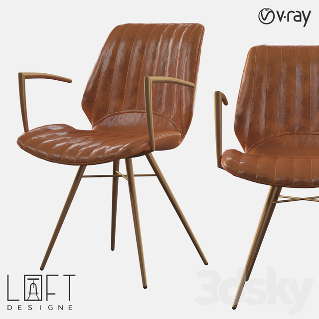 Chair LoftDesigne 2700 model
