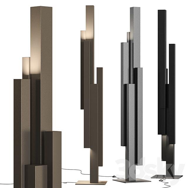 Cattelan Italia Manhattan Floor Lamps