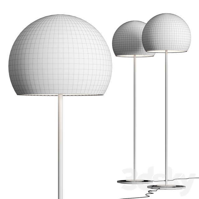 LAlampada Floor Lamp by Opinion Ciatti