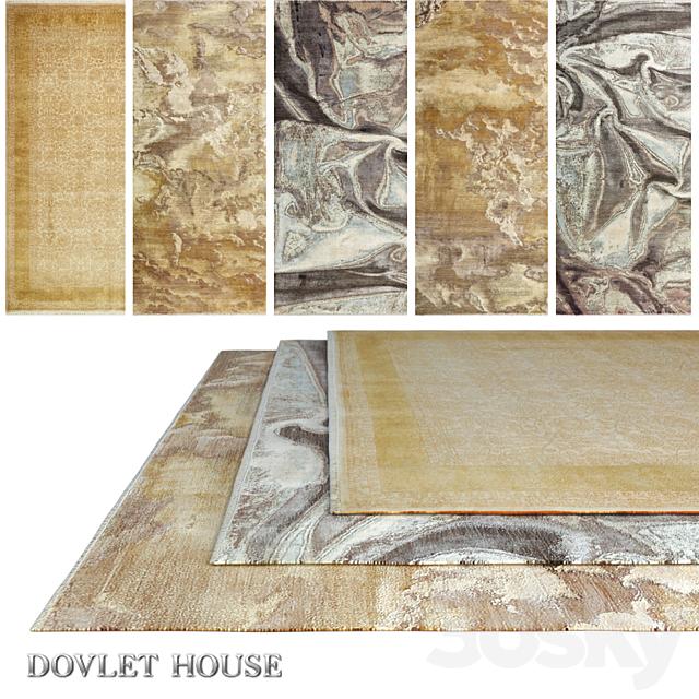 Carpets Dovlet House 5 Pieces (part 494)