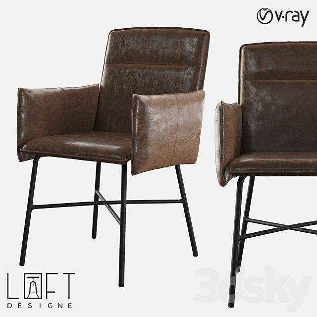 Chair LoftDesigne 2784 model