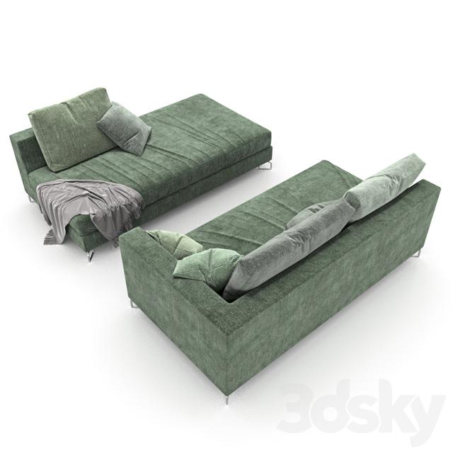 Sofa 199 - Molteni c - LARGE_2