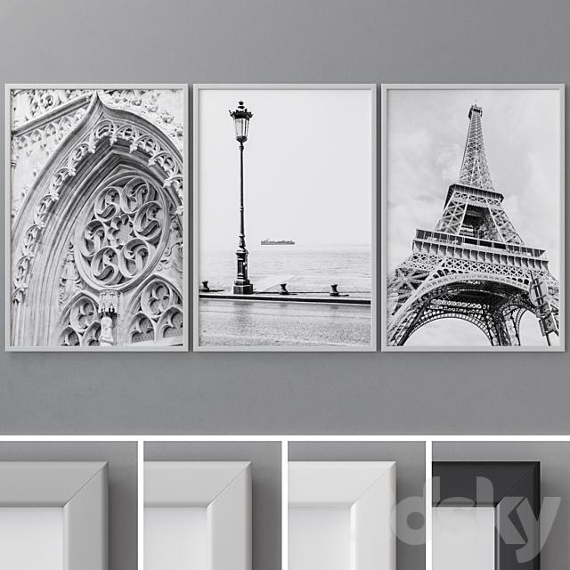 Photo Frames Set 26