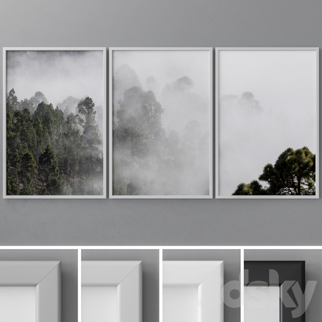Photo Frames Set 29