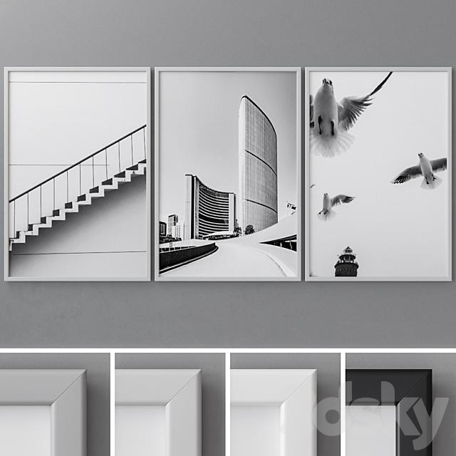 Photo Frames Set 30