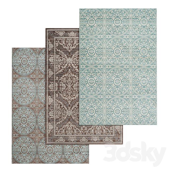 Carpets Set 487
