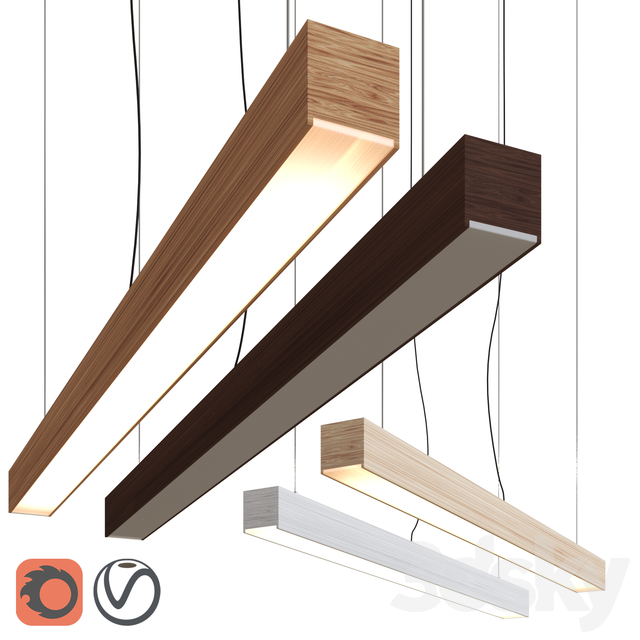 Pendant Lamp Led40 Pendant by Tunto Lighting