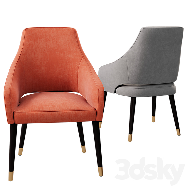 Adelaide Dining Chair HERCHI Furniture