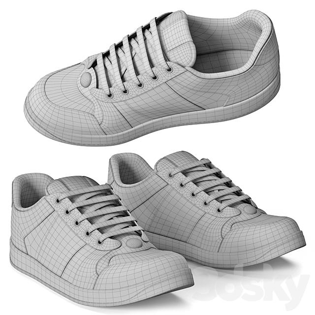 Sneakers black screener