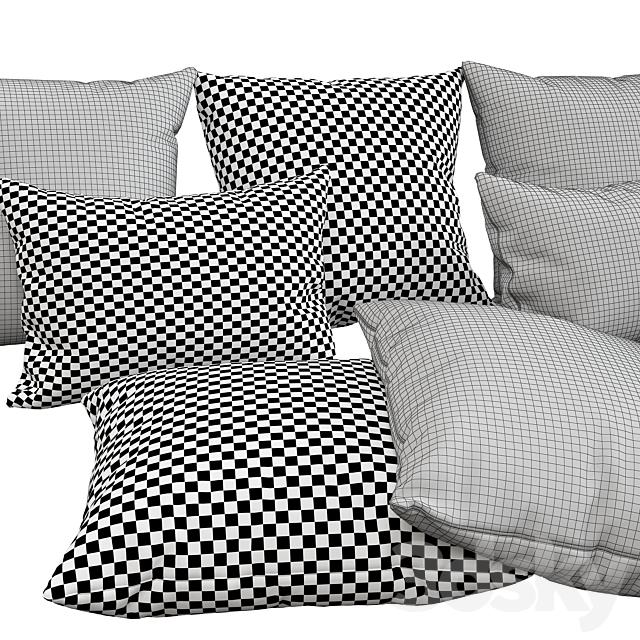 Decorative pillows, 64