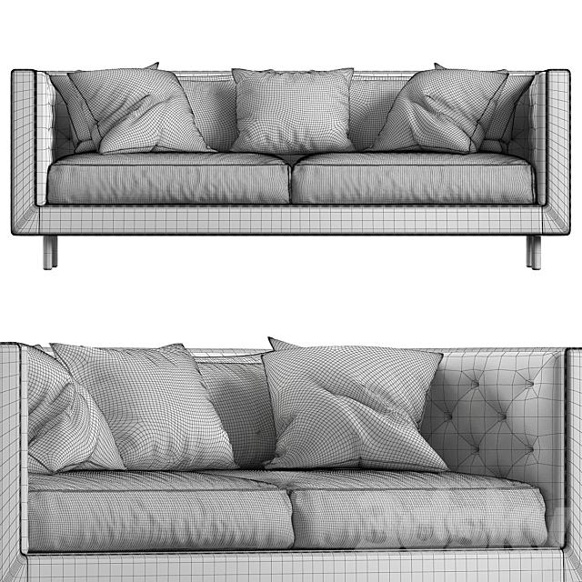 Modern Sofa Styles small Living room №6