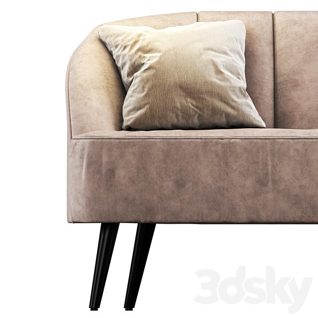 Sofa hessian