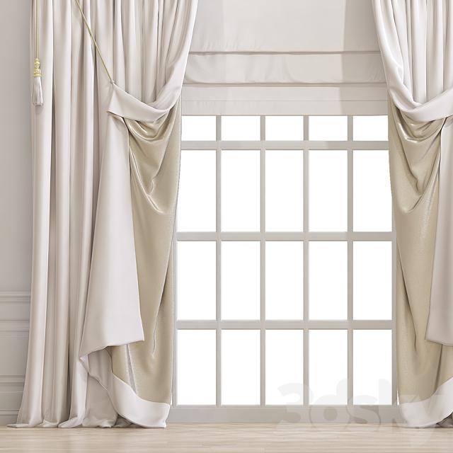 Curtain 907