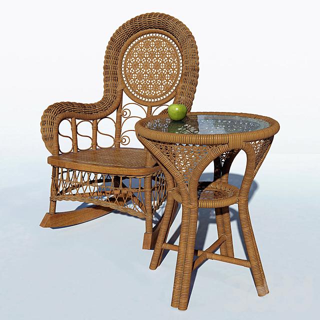 Стол + стул