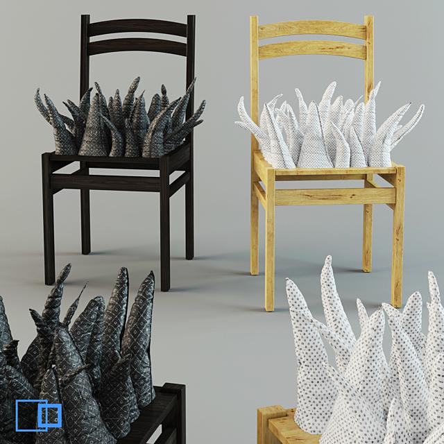 Chair by Ivana Borodina