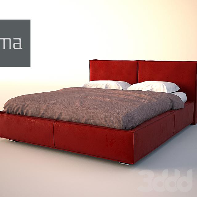 SMA / letto charme