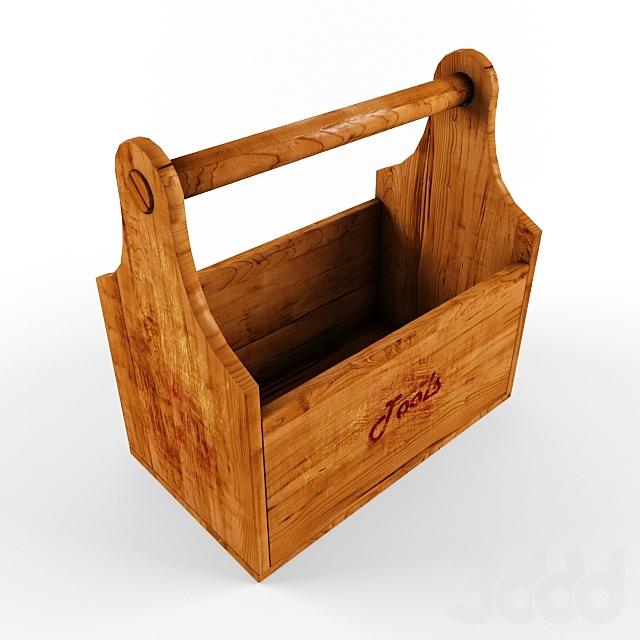 ToolBox, Ящик для инструмента