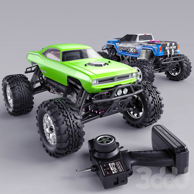 HSP Monster truck