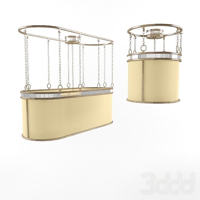 Fine Art Lamps люстры