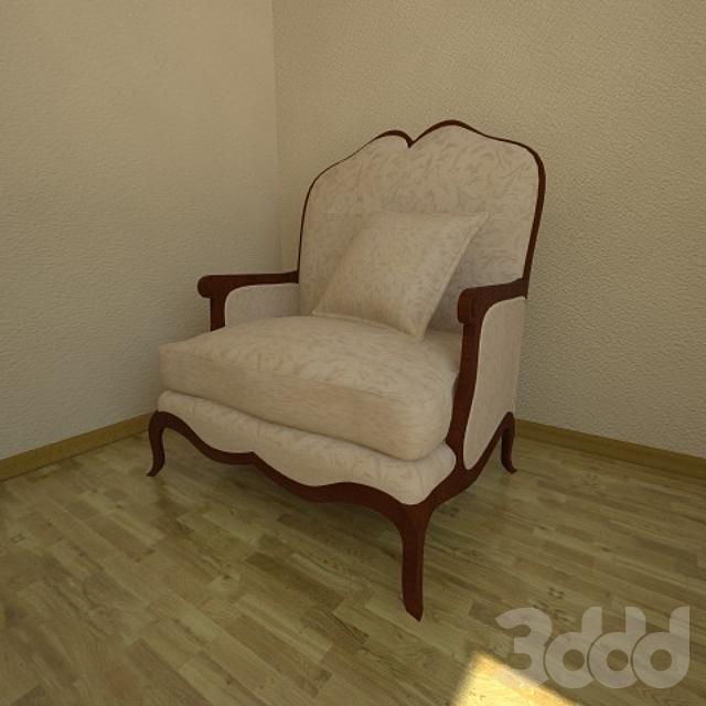 Кресло итальянской фабрики