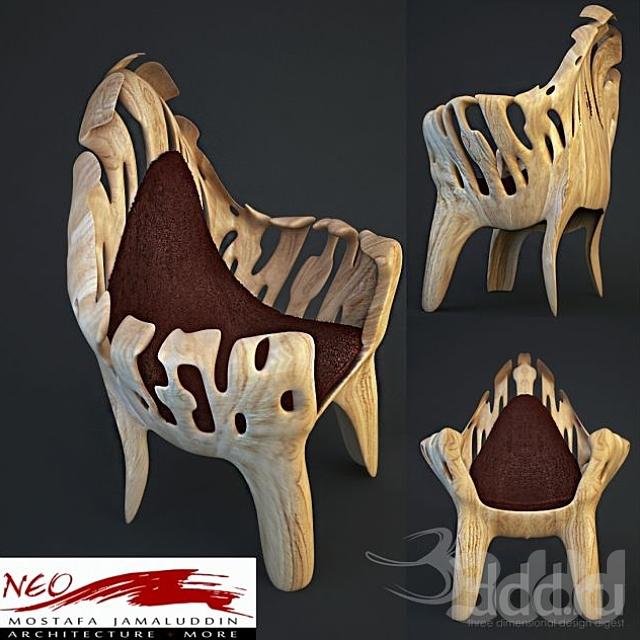 iNeo futuristic chair 02