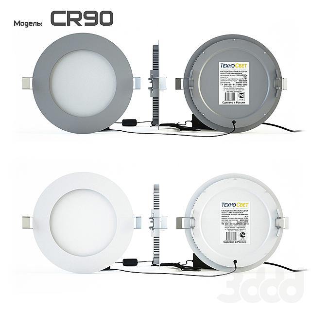 Светодиодная панель СДП-24 (CR90)