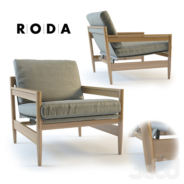 Roda, Road 141 sofa