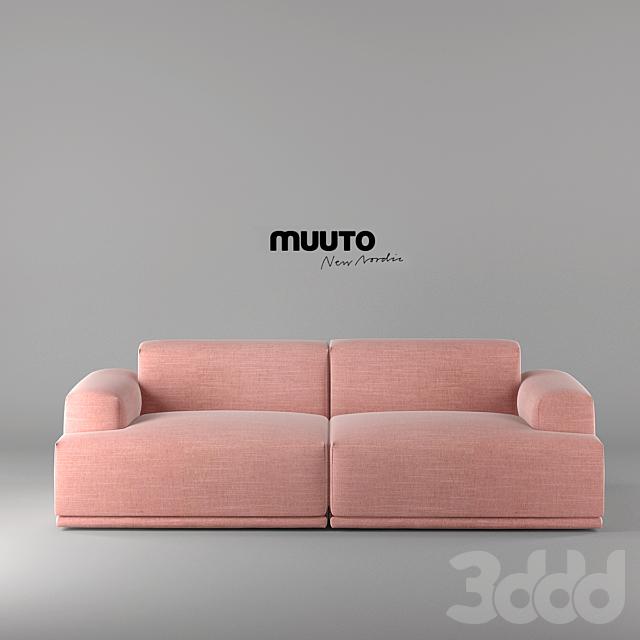 Muuto ANDERSSEN & VOLL Connect sofa system
