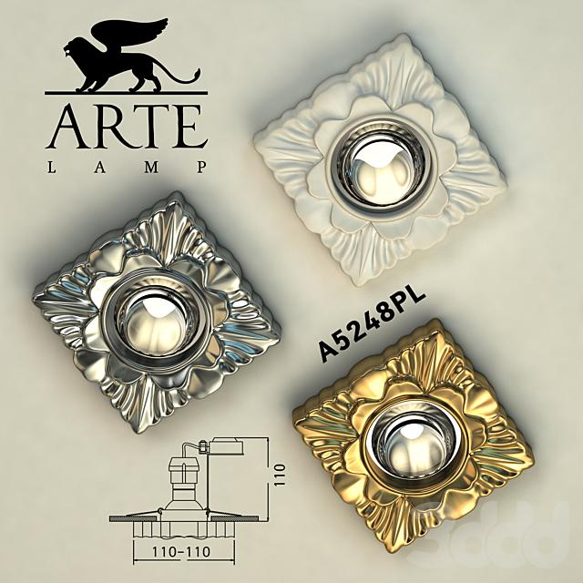 Arte lamp, A5248PL-1CC, A5248PL-1GO, A5248PL-1WH