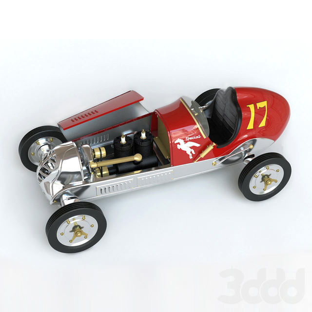 Authentic Models Super Car Spindizzy