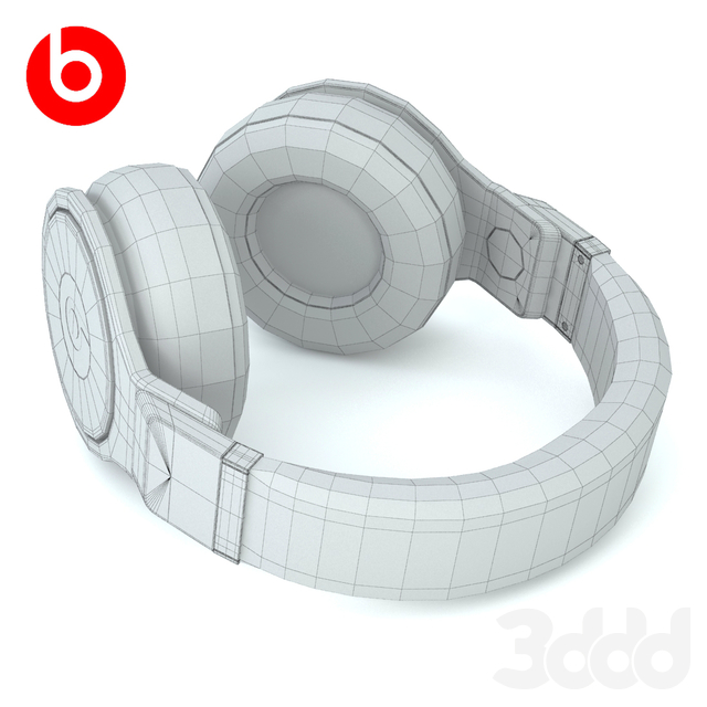 Наушники Monster Beats Pro Detox