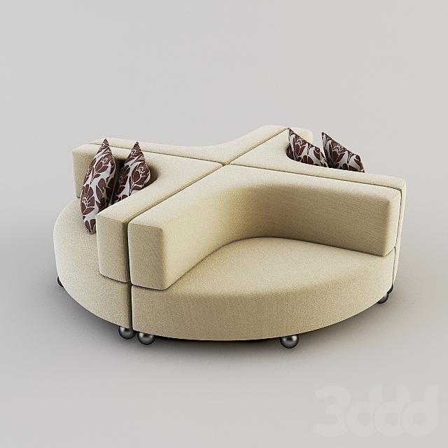 Roley-Pole Sofa