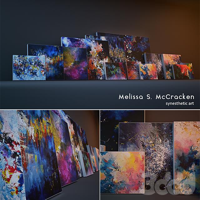 Paintings by Melissa McCracken
