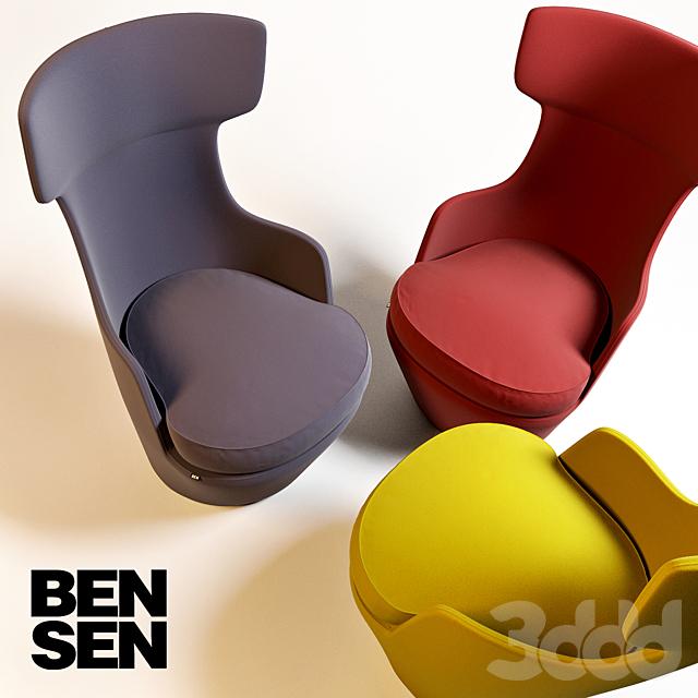 """BENSEN """"My Turn"""""""