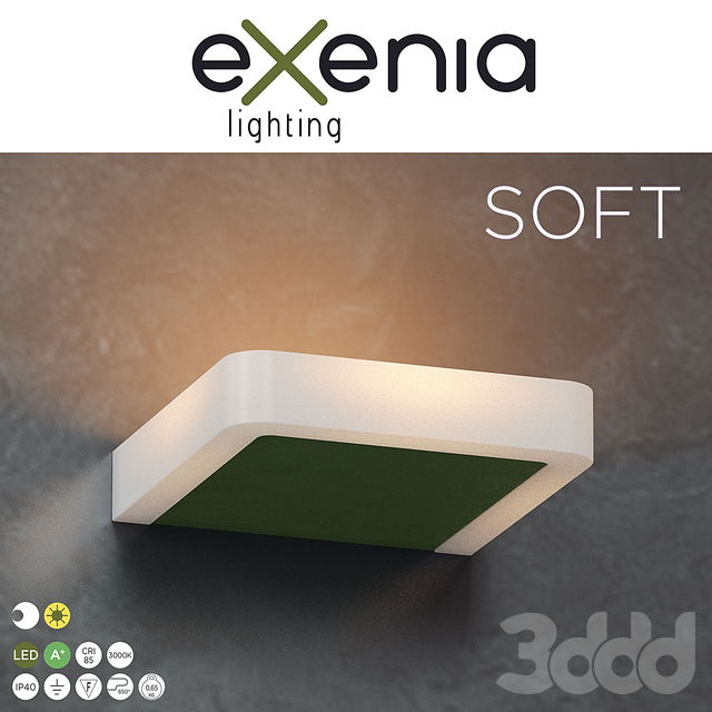 Exenia_Soft_Wall_Lamp