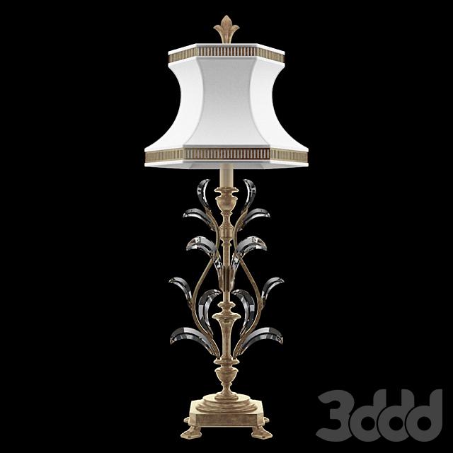 Fine Art Lamps 737810 (Silver)