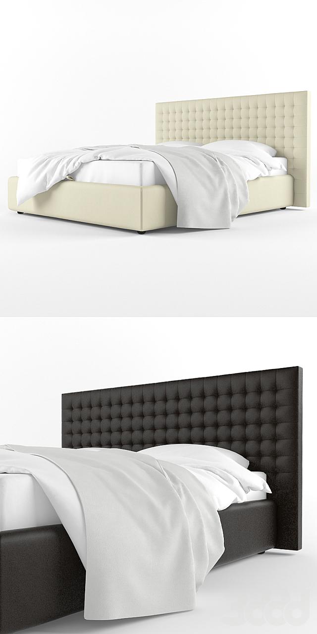 Кровать Soberry Capri