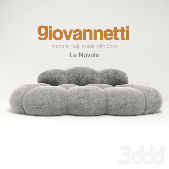 Le Nuvole by Giovannetti