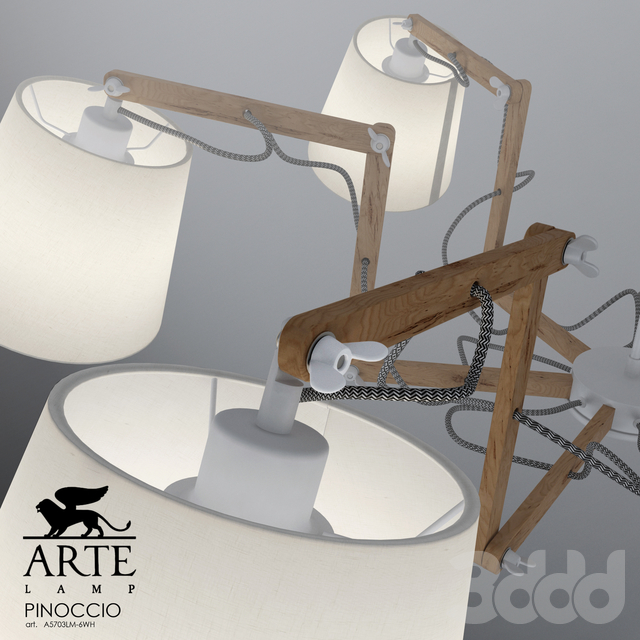 ARTE Lamp PINOCCIO