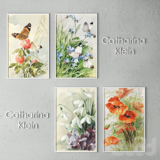 PICTURES OF CATHARINA KLEIN