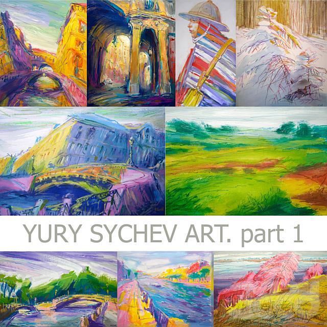 Yury Sychev art. Part 1