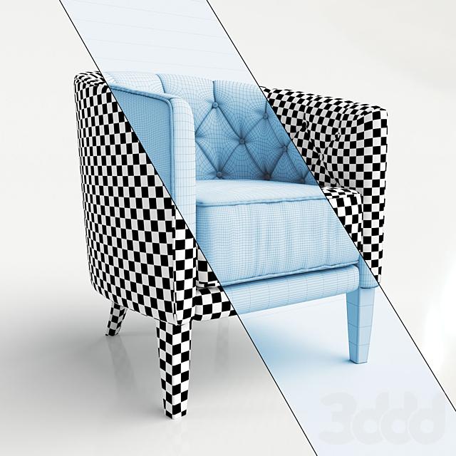 Rotunda Lounge Chair 313