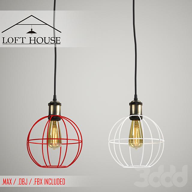 Светильник подвесной LOFT HOUSE P-68, P-68/2, P-68/3