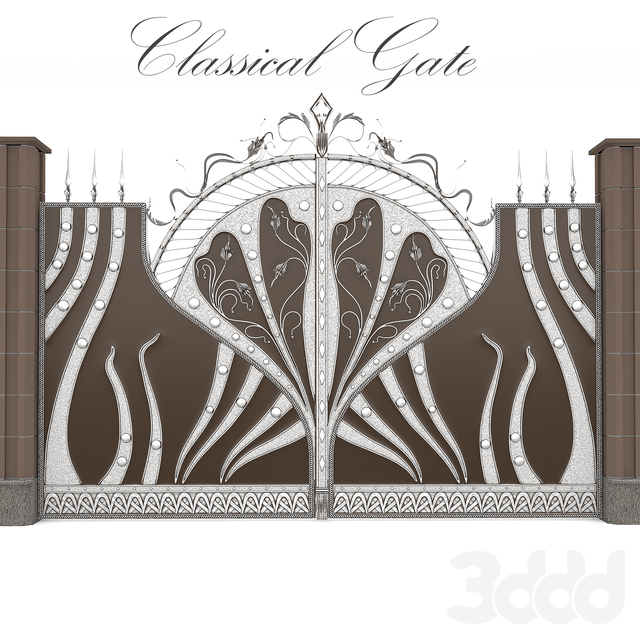 Classical forged gate