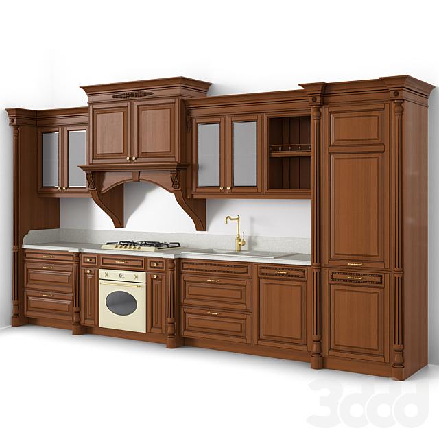 Кухня Alexander Tischler