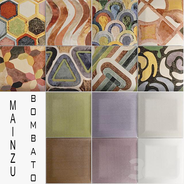 Сeramic tiles Bombato