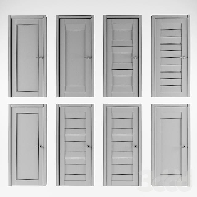 Коллекция дверей Сиена