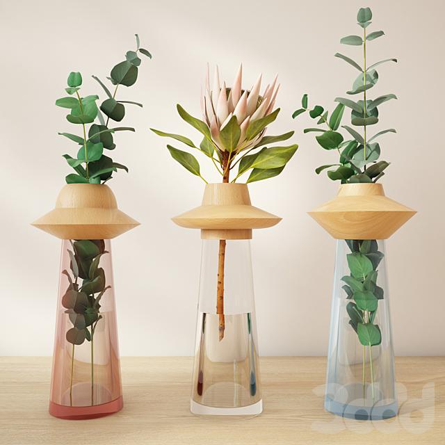 Ufological vase by fajnodesign
