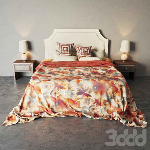 Кровать Belgrave